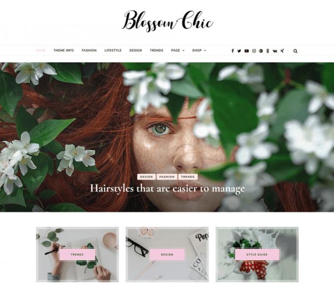 Blossom Chic Documentation