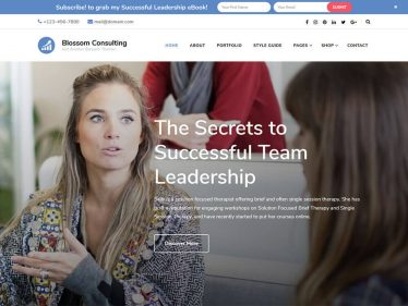 blossom consultiing